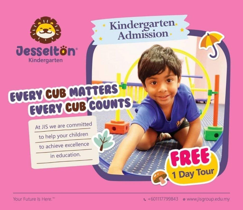 Promotion Kindergaten